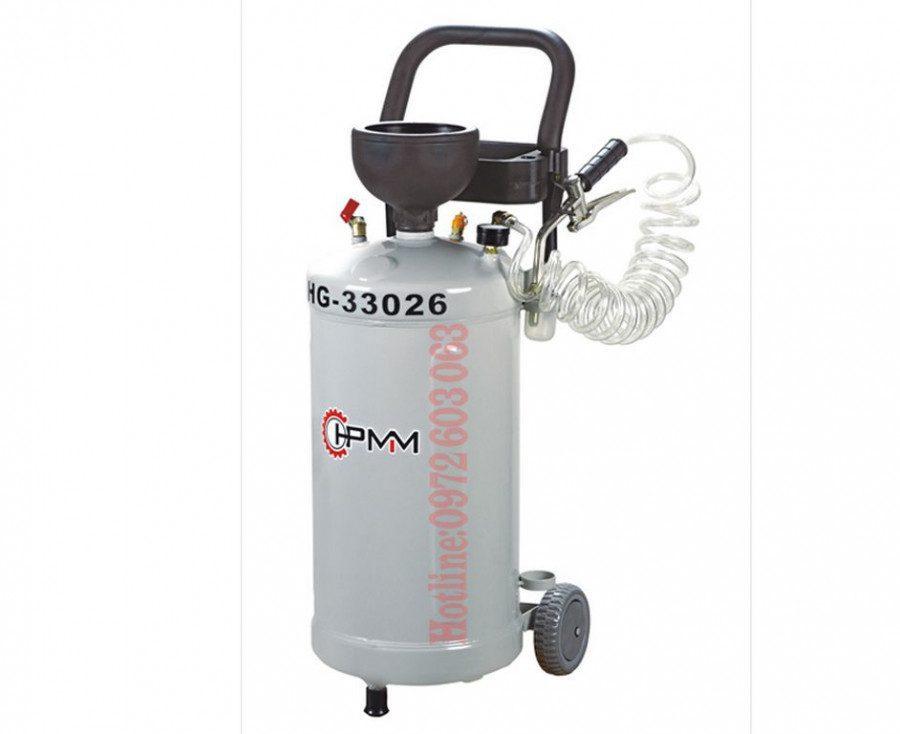 Bình bơm dầu cầu dầu số bằng khí nén HG-33026