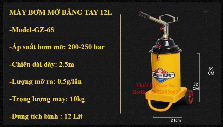 May Bom Mo Bang Tay Gz 6s 2