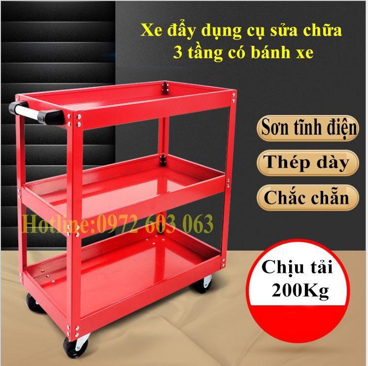 Xe Dat Dung Cu Sua Chua 3 Tang 6