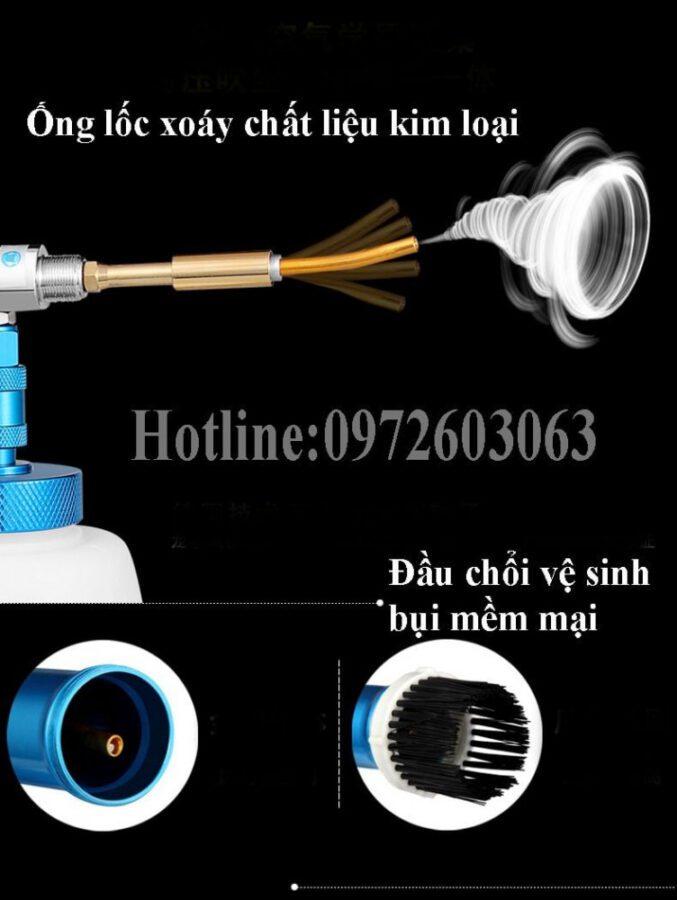 Binh Don Noi That Tonado Top Gun 6