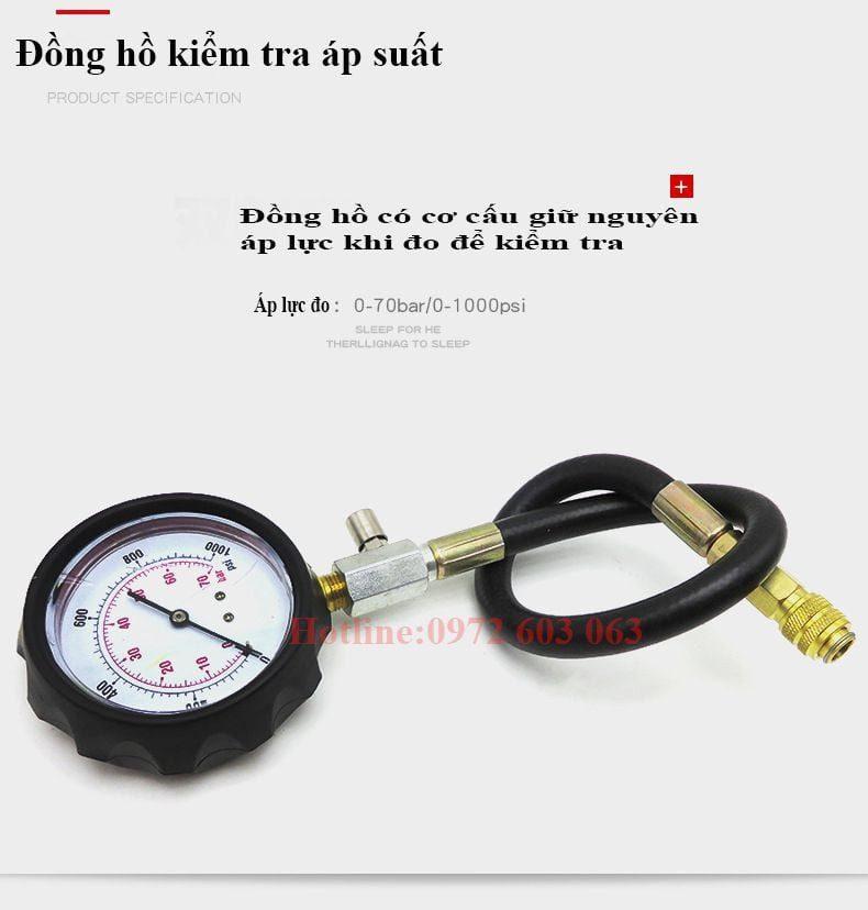 Dong Ho Kiem Tra Ap Suat Buong Dot Xilanh Dong Co Dau Diezel 4