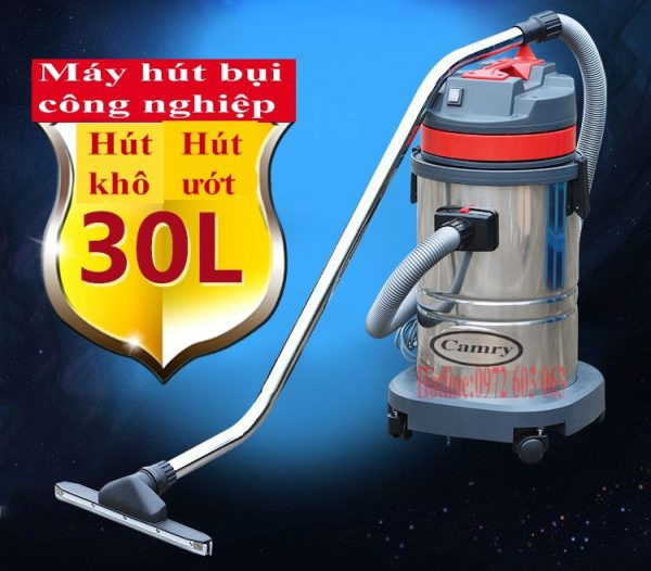 May Hut Bui Hut Nuoc Cong Nghiep 30 Lit 5